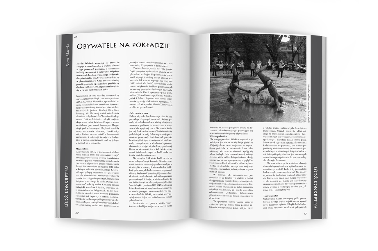 Editorial design. DTP, illustrations, images edition for the Art and Literary Magazine Arterie. Pages.